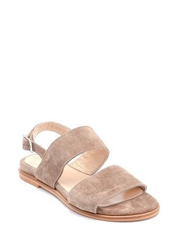 Derimod Kadın Sandalet (7601) Casual Vizon